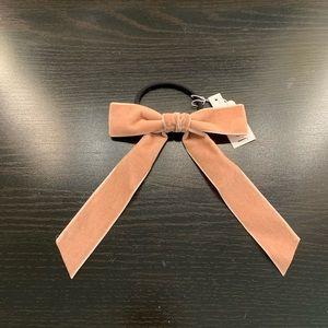 J. Crew Accessories - J.Crew Bow Hair Tie